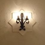 シンボルの連続性と使い方。ホテル志摩スペイン村にて。