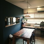 おしゃれカフェの様なダイニングスペース~河内長野市~