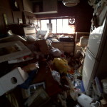 ゴミ屋敷を見学してきました(^^)