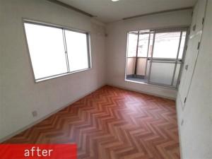 2階洋室2施工後