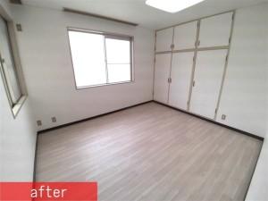 2階洋室1 施工後
