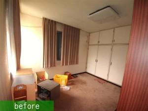 2階洋室1 施工前