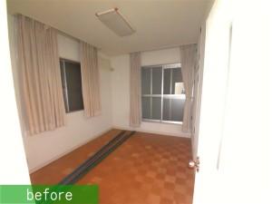 2階洋室2施工前