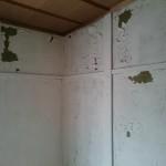 過去の失敗。和室土壁DIY塗装(-_-;)
