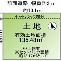 大阪府富田林市須賀3丁目3-31 980万 ヤフーオウチーノ以外 20180410 土地形状